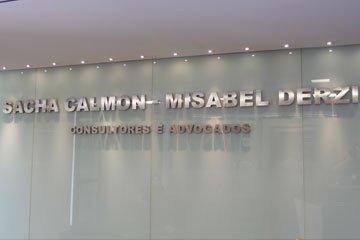 Valores, Missão e Visão Sacha Calmon e Misabel Derzi