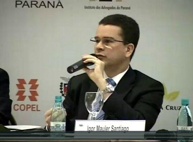 Igor Mauler Santiago - Paraná