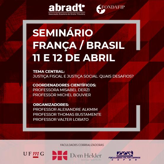 Seminário França/Brasil